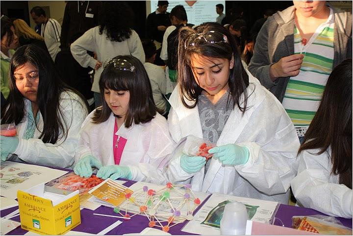 Noche de Ciencias 2010