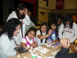 Noche de Ciencias Davis 2010