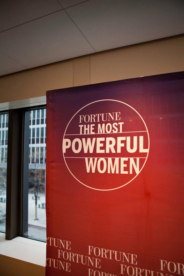 Fortunes Most Powerful Women 2012