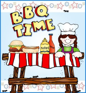 Barbeque Time ClipArt